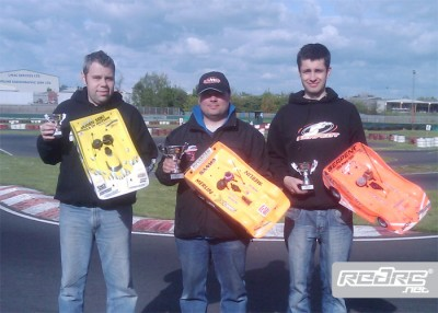 Mark Green continues winning form at BRCA Rd2