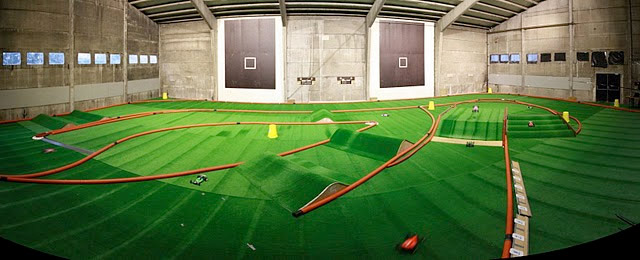 Brcc Get Permanent Indoor Track In Charleroi Red Rc