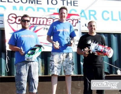 Grainger wins Schumacher BTCC Rd2