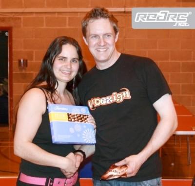 Andy Griffiths wins AMC Summer Shootout Rd1