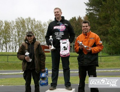 Claus Ryeskov wins Rd2 of Danish Nats