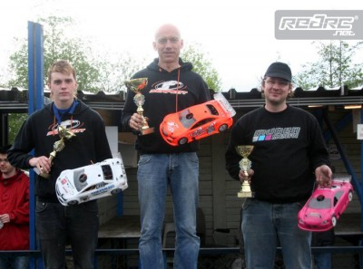Salven takes West German 1/10th Rd2 victory