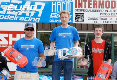 Champion Groskamp returns for Dutch ETS encounter