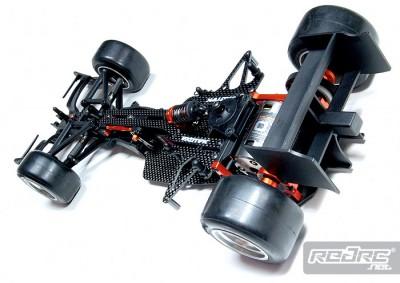 Exotek FX10 Formula Ten conversion