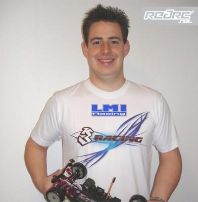 Lars Hoppe to race the Sakura Zero