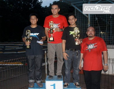 Teddy Syach does double at Rd3 in Indonesia