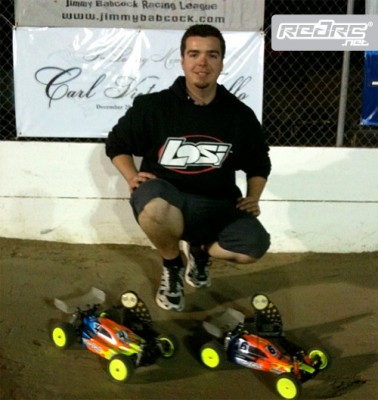 Frank Root wins at JBRL Electric Rd3