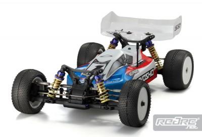 Kyosho Lazer ZX-5 FS2 buggy