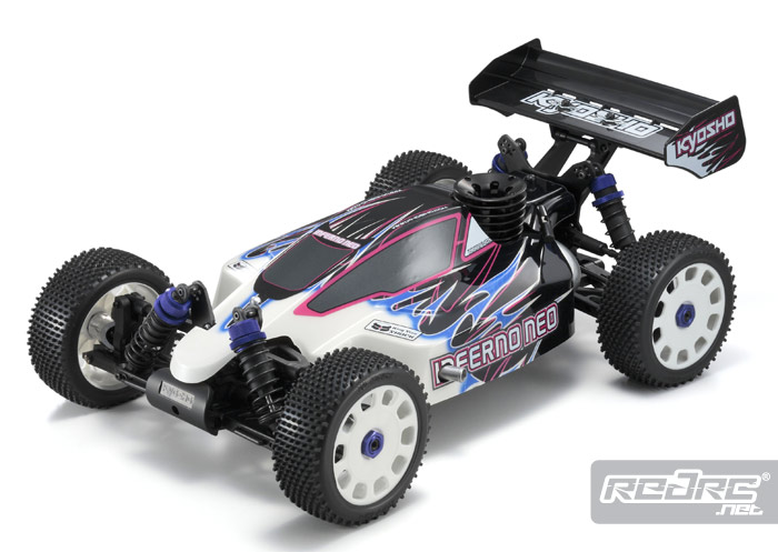 red rc rc car newskyosho inferno neo readyset red rc rc car news. Black Bedroom Furniture Sets. Home Design Ideas
