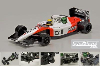 Kyosho KF01 GP Formula 1 chassis
