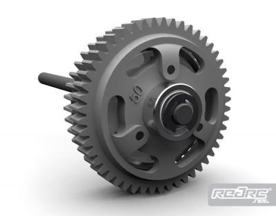 Motonica P81 series 2-speed gearbox
