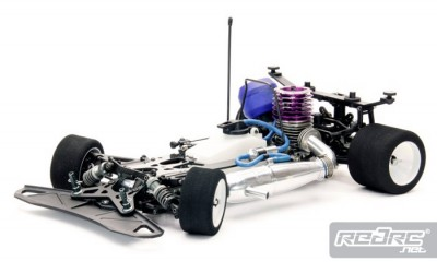 Mugen MRX-5 1/8th scale chassis
