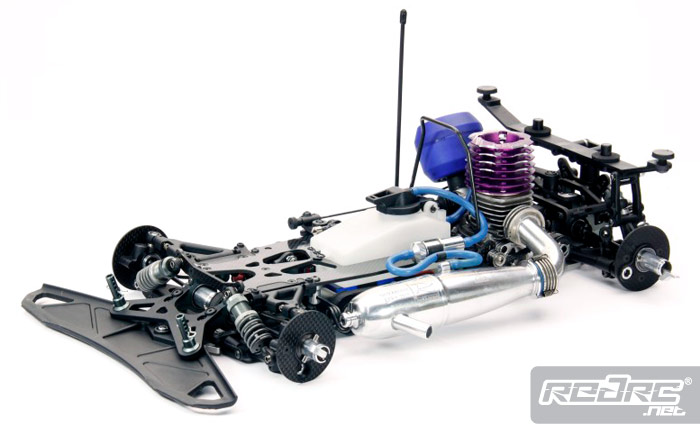 Red Rc – Rc Car News » Mugen Mrx 5 1 8th Scale Chassis