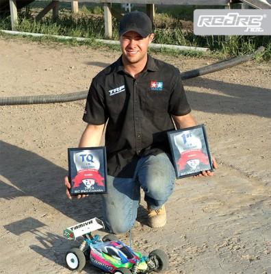 Steve Bortolotti wins RC Pro Canada Rd1