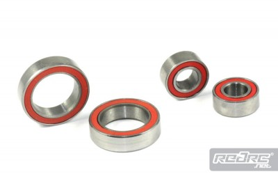 Roche Ceramic bearings & Carbon wing holders