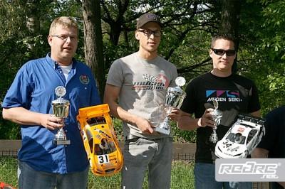 Dankel & Pietsch win Rd3 of South German Nationals