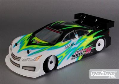 Spec-R AD-R 1/10 Mini TC body