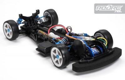 Tamiya FF03 Pro chassis
