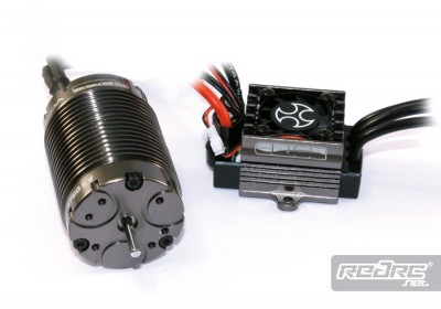 Team Orion Experience 2 Pro Brushless system