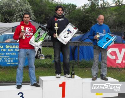 Schäfer & Weihert take victory in Wiesbaden