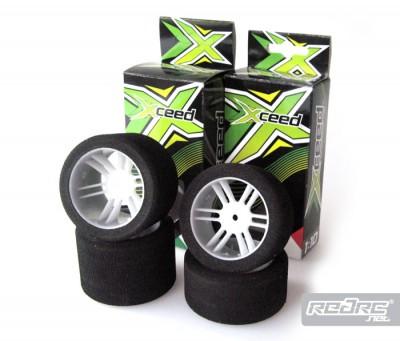 Xceed Super Barchetta wheels & tires