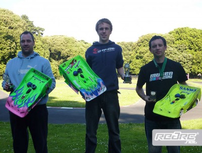 Steele & Campbell take third win in Irish Nats