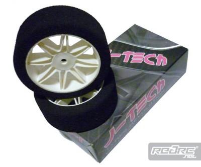 J-Tech touring car tires & rims