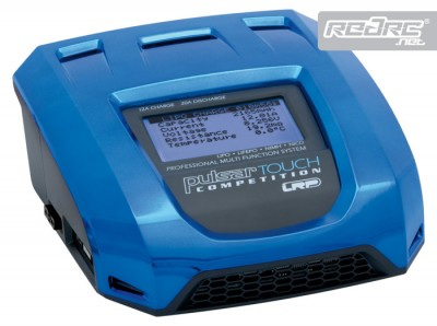 LRP Pulsar Touch competition charger