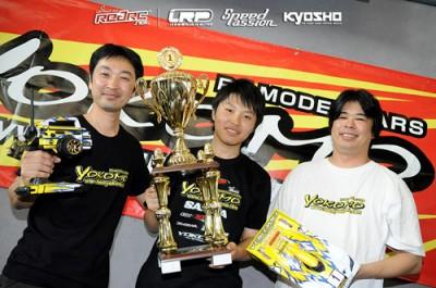 Naoto Matsukura retains World title