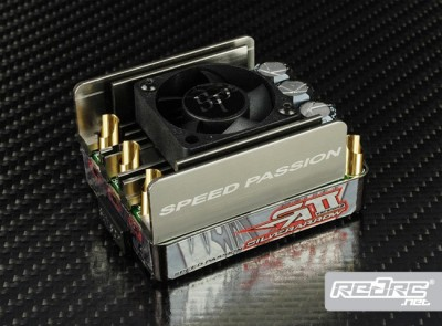 Speed Passion Silver Arrow II 1/8th ESC