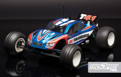 Associated RC10T4.1 Factory Team kit