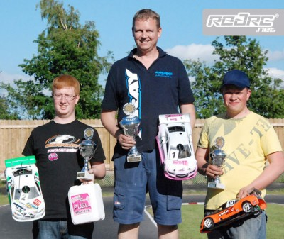 Claus Ryeskov wins Rd3 of Danish Nats