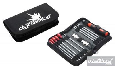 Dynamite startup tool set