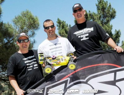 Yannick Aigoin Top Qualifier in Portugal