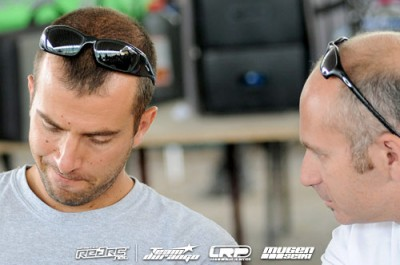 Yannick Aigoin fastest in second time practice