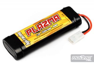 HPI Plazma 3300mAh stick pack & AA Alkalines