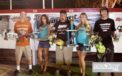 Mike Truhe wins 1/8th BL at HRH Shootout