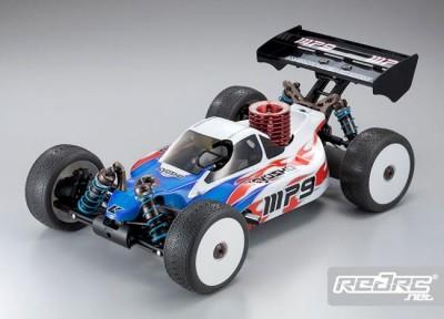 Kyosho Inferno MP9 TKI 2 race kit