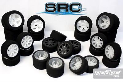 SRC complete tire line
