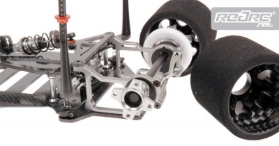 Serpent S100 Link World GT chassis