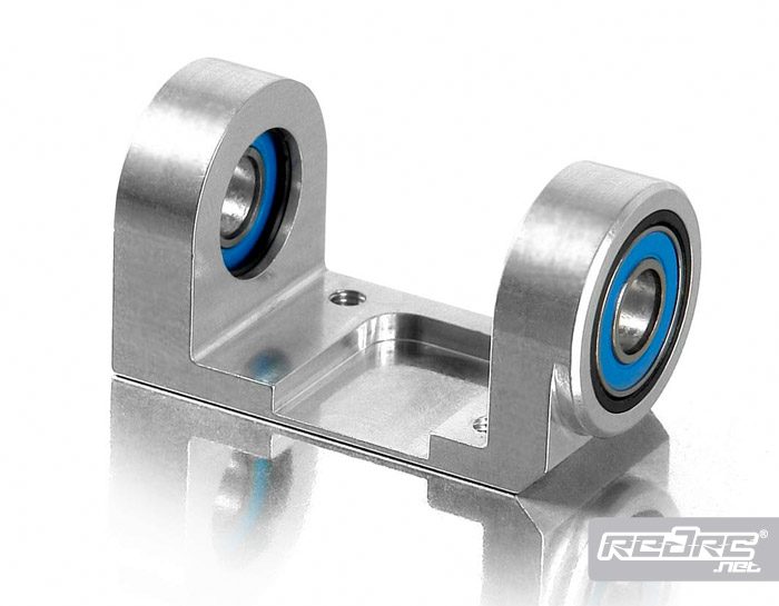 Red RC – RC Car News » Xray NT1 aluminium front middle shaft holder