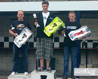 Rick Vrielijnck wins Dutch 1/8th Nats Rd5