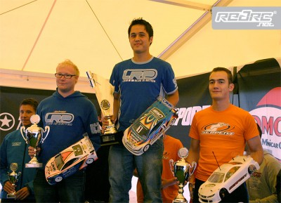 Ronald Volker wins 2010 German Nationals