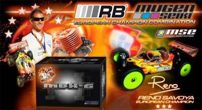 Mugen MBX-6 Euros 2010 LE Combo