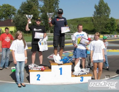 Zeljaś & Pudewell win GP of Pacanòw
