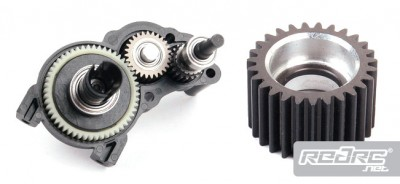 Spec-R FF-03 lightweight middle gear