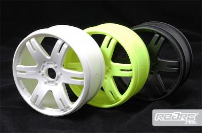 Sweep Racing 6ix-Pak wheels