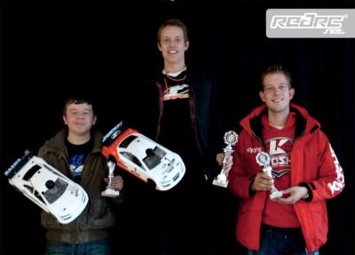 Daan Jacobs wins Dutch 1/10th finale
