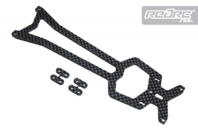 Exotek JRX-S Type R LiPo top plate