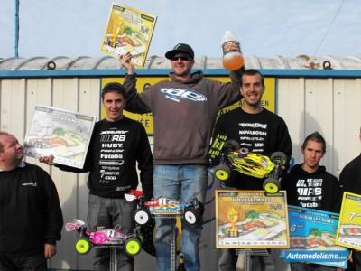 Neil Cragg wins GP Noeux Les Mines